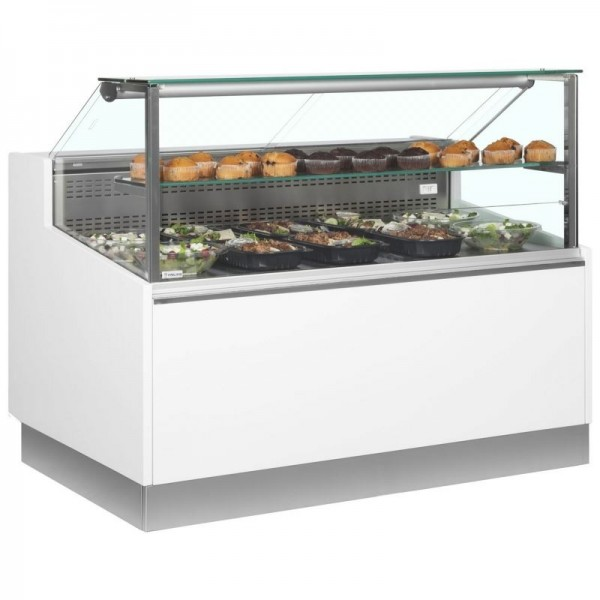 Trimco Brabant 250 2.5m Flat Glass Serve Over Counter