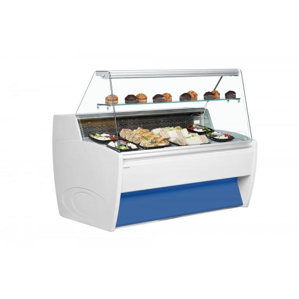 Frilixa Vista 20 2.0m Flat Glass Serve Over Counter