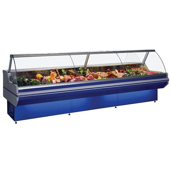 ES System K Dorado 2.5m Serve Over Counter
