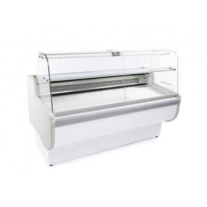 Igloo Rota 100 1.1m Slimline Curved Glass Serve Over Counter