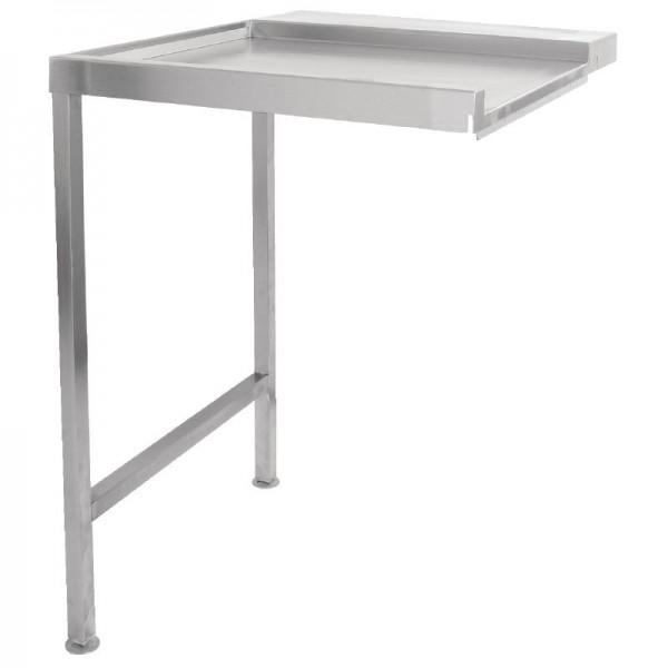 Classeq T11EXL Left Hand 1.1m Pass Through Dishwasher Table
