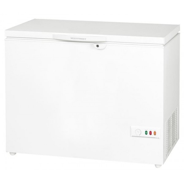 Vestfrost SB250 247 Litre Energy Efficient A Plus Rated Chest Freezer