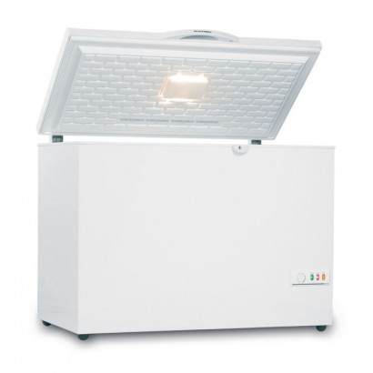 Vestfrost SE255 242 Litre Energy Efficient A Double Plus Rated Chest Freezer