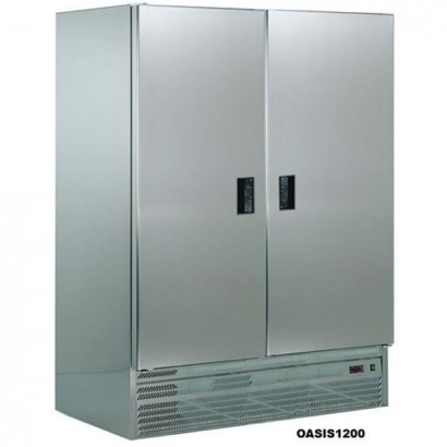 Studio 54 OASIS1200F 1200 Litre Double Door Undermounted Freezer
