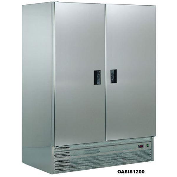 Studio 54 OASIS1200 1200 Litre Double Door Undermounted Fridge