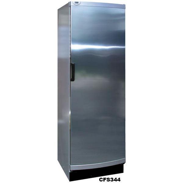 Vestfrost CFS344STS 334 Litre Stainless Steel Storage Freezer
