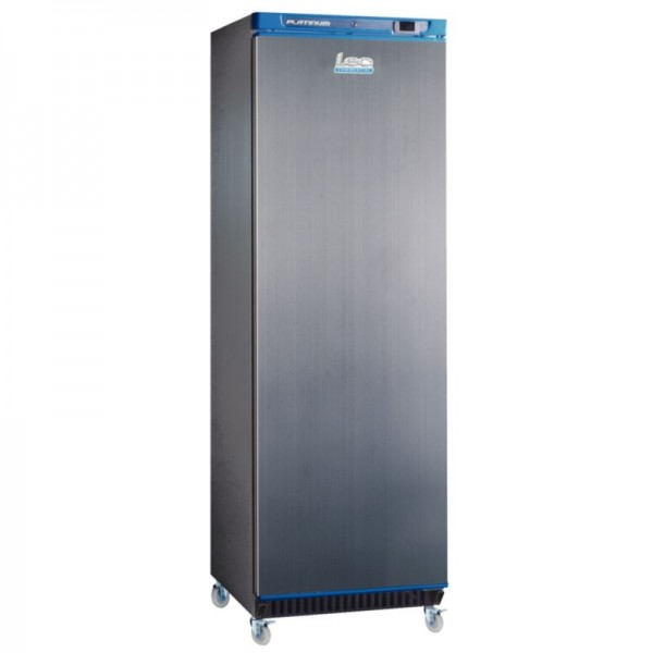 LEC CFS400ST 400 Litre Stainless Steel Storage Freezer
