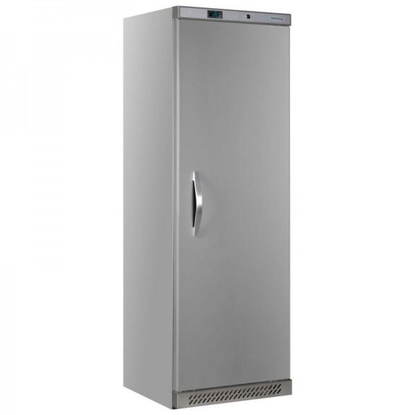 Tefcold UF400VS 400 Litre Stainless Steel Upright Storage Freezer