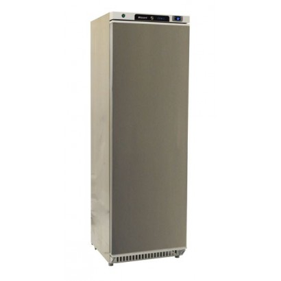 Blizzard H400SS 400 Litre Stainless Steel Upright Storage Fridge