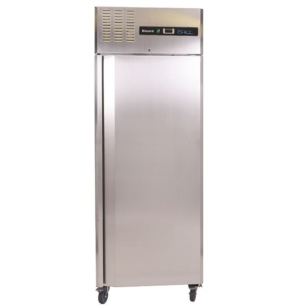 Blizzard BH1SS 650Ltr Single Door Storage Fridge