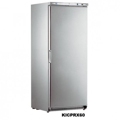 Mondial Elite PRX60 640 Litre Stainless Steel Upright Storage Fridge