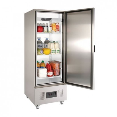 Foster FSL400M Slimline Single Door Meat Fridge