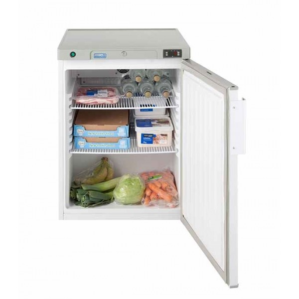 Lec EssenChill BRS200ST Stainless Steel Undercounter Fridge