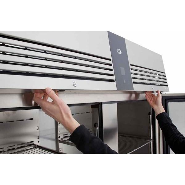 Foster EP1440L Eco Pro G2 Double Door Storage Freezer