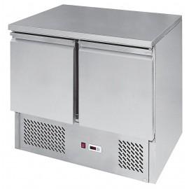 Interlevin ESL900 0.9m Gastronorm Refrigerated Counter