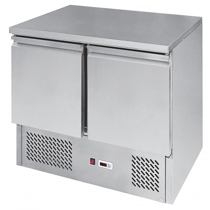 Interlevin ESL900 0.9m Gastronorm Refrigerated Counter
