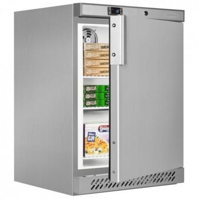 Tefcold UF200VS 120 Litre Stainless Steel Undercounter Storage Freezer
