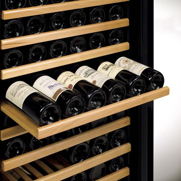 Tefcold TFW375 168 Bottle Upright Wine Cooler