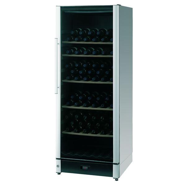 Vestfrost FZ295W 149 Bottle Upright Wine Cooler