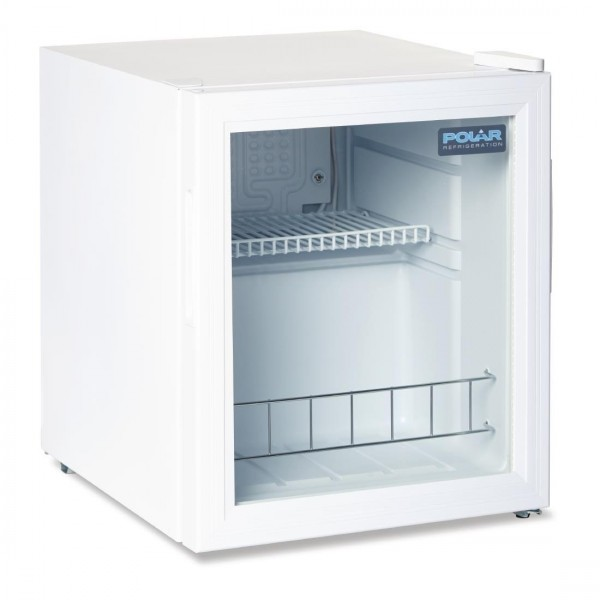 Polar DM071 46 Litre Counter Top Display Fridge