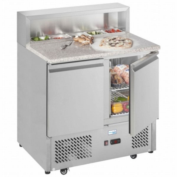 Interlevin EPI900 0.9m Gastronorm Preparation Counter