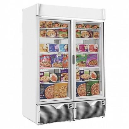 Framec EXPO1100NV Double Door Display Freezer