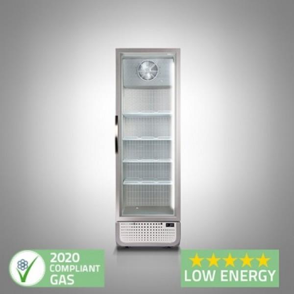 Husky F5PRO-HU Single Door Display Freezer