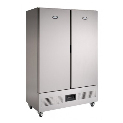 Foster FSL800L Slimline Double Door Storage Freezer