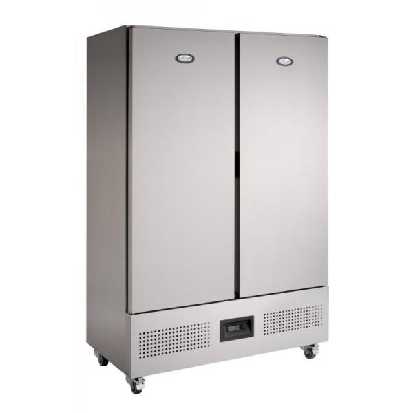 Foster FSL800L Slimline Double Door Storage Freezer