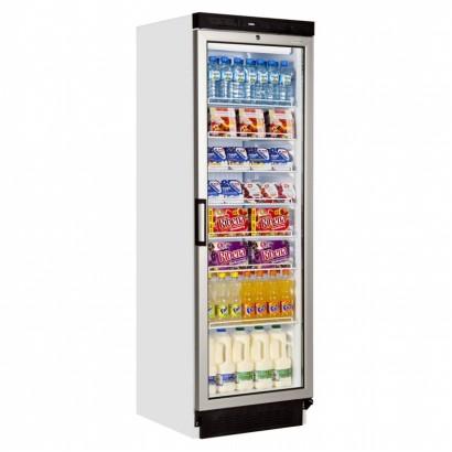 Tefcold FS1380 372 Litre Single Glass Door Upright Display Fridge
