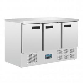 Polar G622 Triple Door Counter Fridge