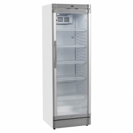 Tefcold GBC375 374 Litre Single Glass Door Upright Merchandiser