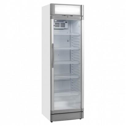 Tefcold GBC375CP 374 Litre Single Glass Door Upright Merchandiser