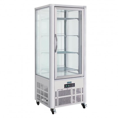 Polar GD881 400 Litre Patisserie Display Cabinet