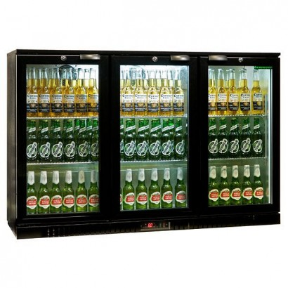 Genfrost GBB3H Triple Hinged Door Bottle Cooler