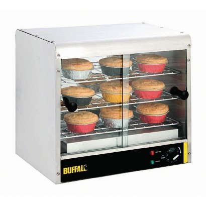 Buffalo GF454 Heated Pie Cabinet 30 Pies