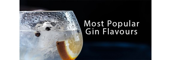 Most Popular Gin Flavours