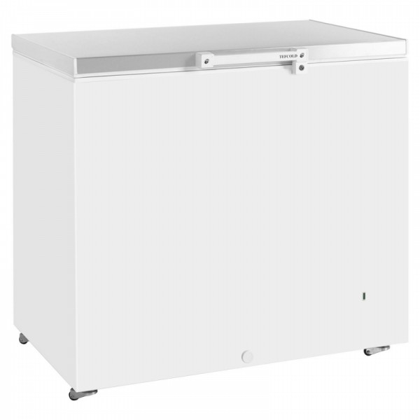 Tefcold GM300SS 1m Solid Lid Chest Freezer