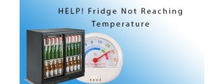 What To Do If Your Refrigeration Unit Isn't Coming Down To Temperature