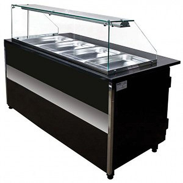 Igloo Gastroline GLH-1000 1.0m Heated Service Counter