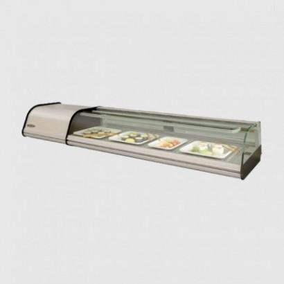 Infrico VSU4P 1.2m Counter Top Sushi Display