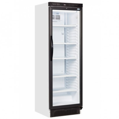 Interlevin SC381 Upright Glass Fronted Display Fridge