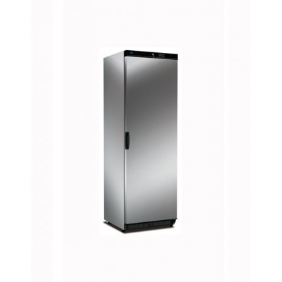 Mondial Elite PRX40 380 Litre Stainless Steel Upright Storage Fridge