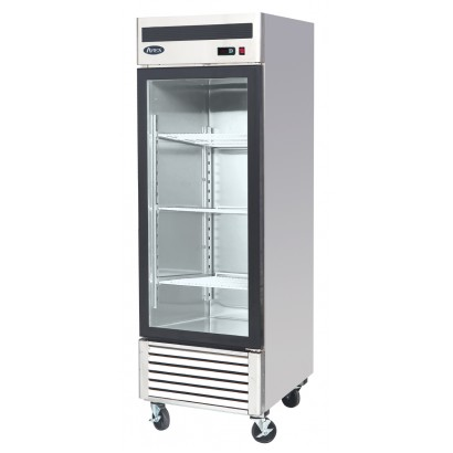 Atosa MCF8701 Single Glass Door Display Freezer