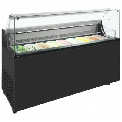 Framec Mirabella 6 Pan Ice Cream Display Freezer