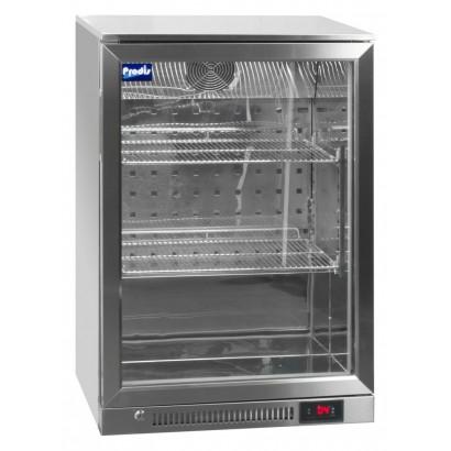 Prodis NT1ST Stainless Steel Single Door Bottle Cooler