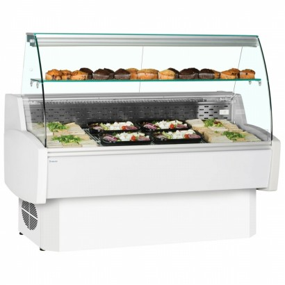Frilixa Prima 130 1.33m Slimline Serve Over Counter