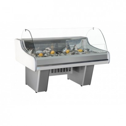 Trimco Provence 151C 1.5m Fish/Meat Serve Over Counter