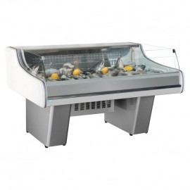 Trimco Provence 151 1.5m Low Glass Serve Over Counter