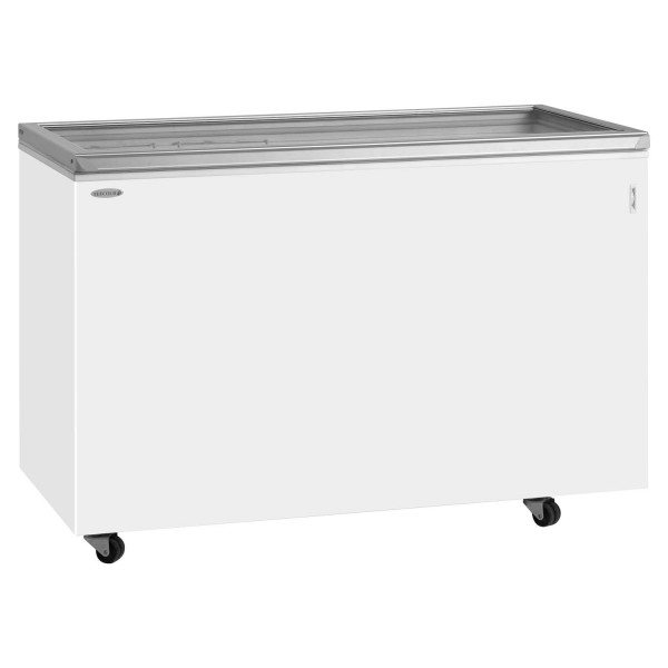 Tefcold ST400 355 Litre Chest Display Freezer